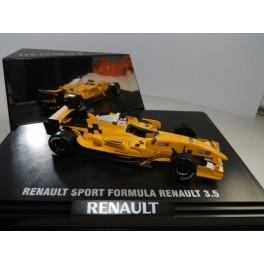 RENAULT FORMULA RENAULT - 2008